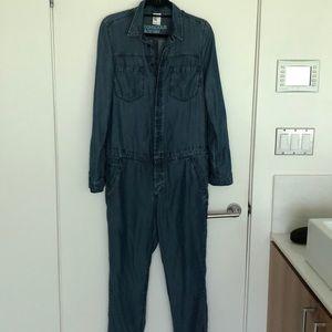 HM Conscious collection denim jumpsuit